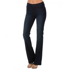 PAIGE Rising Glen Boot Cut Jeans